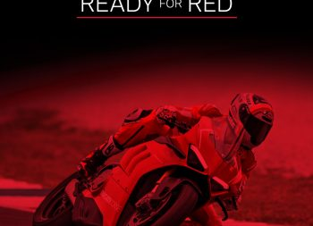 Ducati Ready for Red